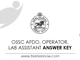 OSSC-AFDO,-Operator,-Lab-Assistant-Answer-Key